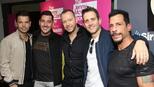 'NKOTB' Members Share How They Created a New Song While in Quarantine