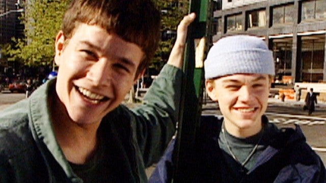'Basketball Diaries' Turns 25: On Set With Leonardo DiCaprio and Mark Wahlberg (Flashback)
