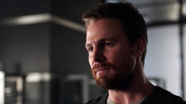 'Arrow': Watch This Final Season Deleted Scene With Oliver Queen and Rene Ramirez (Exclusive)