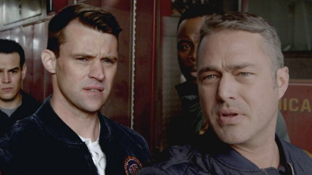 'Chicago Fire' Sneak Peek: Tensions Flare When Protestors Derail a Rescue Mission (Exclusive)