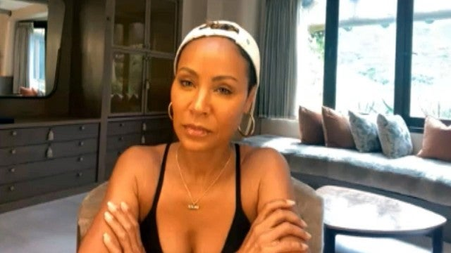 Jada Pinkett Smith Talks Addiction During COVID-19 Pandemic (Exclusive)