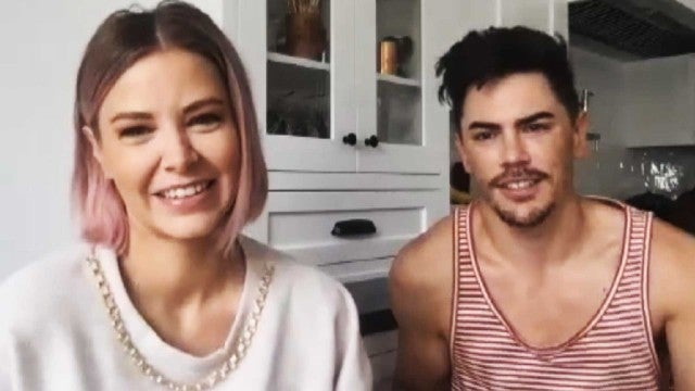 'Vanderpump Rules': Tom and Ariana on Quarantine Life and Why They Found Season 8 'Frustrating'