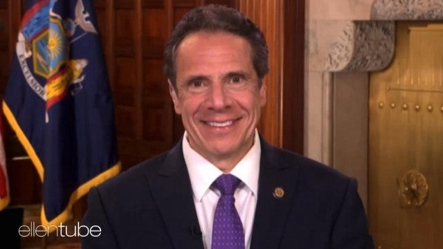 Andrew Cuomo Thinks His 'Cuomosexual' Fans are a 'Good Thing'
