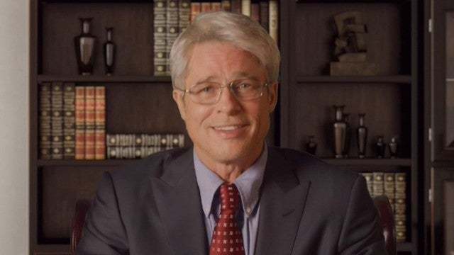 Brad Pitt Makes Surprise 'Saturday Night Live' Cameo as Dr. Anthony Fauci