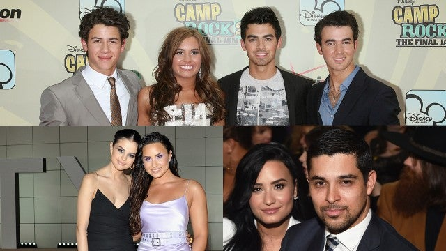 Demi Lovato Says She No Longer Talks to Selena Gomez, Wilmer Valderrama or the Jonas Brothers