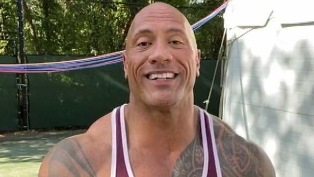 Dwayne Johnson is 'Practicing Making Babies' With Wife Lauren Hashian While in Quarantine