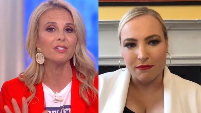 Why Meghan McCain Never Wants to Co-Host 'The View' With Elisabeth Hasselbeck