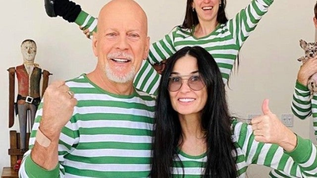 Bruce Willis Reunites With Wife Emma Heming After Being Quarantined With Ex Demi Moore
