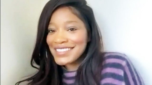 Keke Palmer Talks Getting Quarantine Chic for 'The Disney Family Singalong: Volume II'