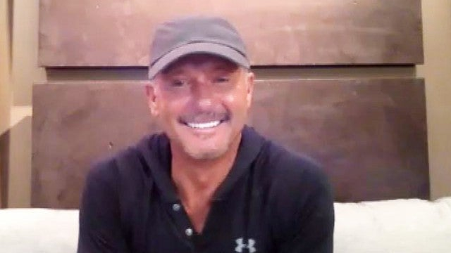 Tim McGraw on Why Faith Hill Is the PERFECT Mother & His Newest Ballad