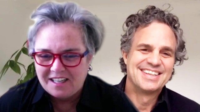 Rosie O'Donnell Mistook Mark Ruffalo for a 'Homeless Guy' on Set of 'I Know This Much Is True'
