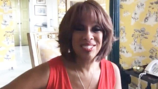 Gayle King Shuts Down Rumors That BFF Oprah Winfrey Set Up Harry and Meghan in Tyler Perry's Mansion