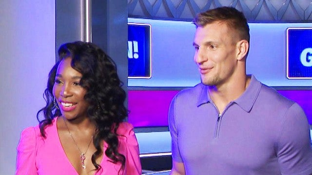 Rob Gronkowski and Venus Williams Get Their 'Game On' in New Competition Show