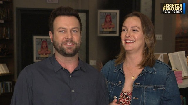 On Set of 'Single Parents' With Taran Killam & Leighton Meester (Exclusive)