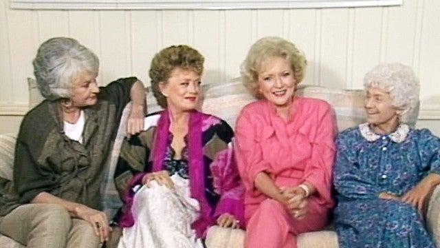How The 'Golden Girls' Became So ICONIC (Flashback)
