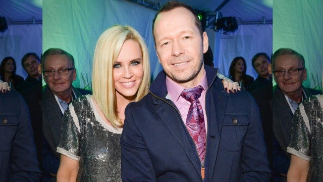 When ET First Met Donnie Wahlberg & Jenny McCarthy (Flashback)