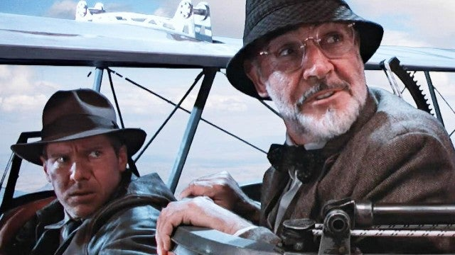 'Indiana Jones and the Last Crusade': Inside Harrison Ford and Sean Connery's Friendship