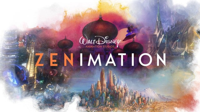 Here's Your First Look at 'Zenimation' on Disney Plus (Exclusive)