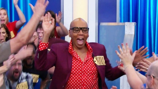 Watch RuPaul SLAY During His 'Price Is Right at Night' Appearance