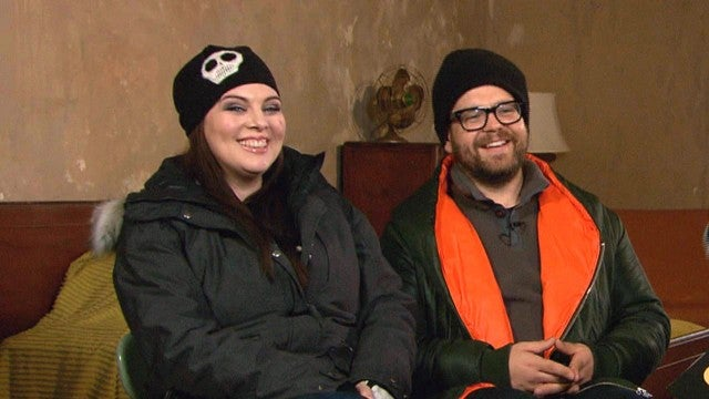 Jack Osbourne Takes ET Into a 'Haunted' Prison (Exclusive)