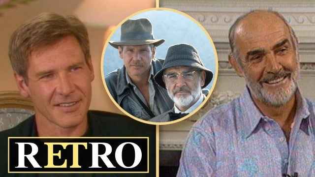 Harrison Ford Talks 'Indiana Jones and the Last Crusade' | rETro