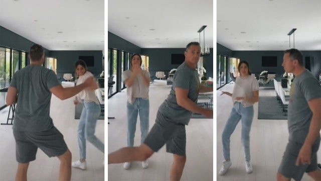 Chris Cuomo Shows Off His Dad Dance Moves on TikTok
