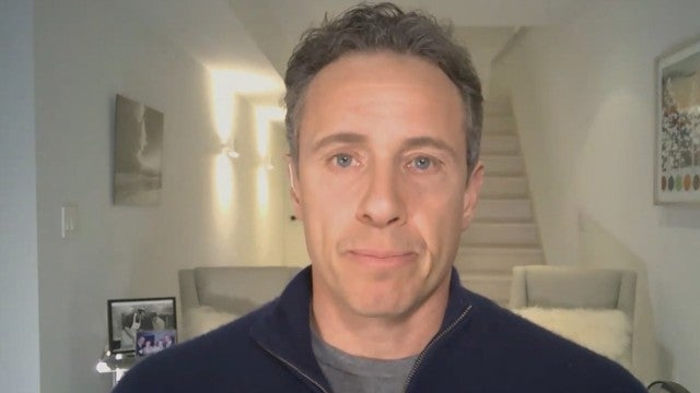 Chris Cuomo Says He's Still 'Not 100 Percent' After Battle With COVID-19