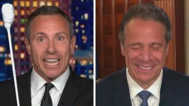 Watch Chris Cuomo Hilariously Mock Brother Andrew After His Coronavirus Test