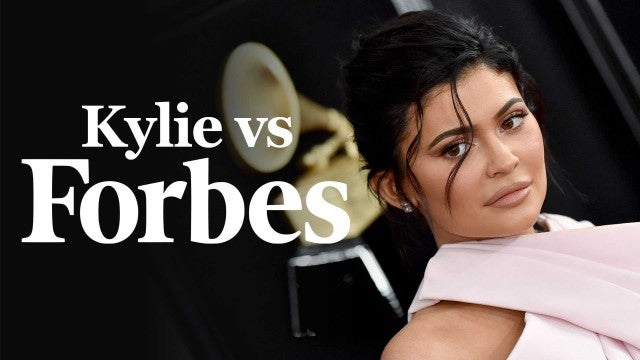 Kylie Jenner Responds to Forbes' Claim That She Lied About Her Billionaire Status