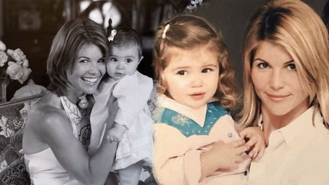 Lori Loughlin's Daughters Bella and Olivia Jade Say They're 'Proud' of Her in Mother's Day Tributes