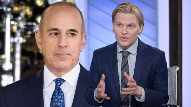 Ronan Farrow Responds After Matt Lauer Pens Essay Accusing Him of Not Fact-Checking 'Catch and Kill'