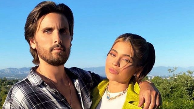 Scott Disick Celebrates Birthday With the Kardashians Following Sofia Richie Split