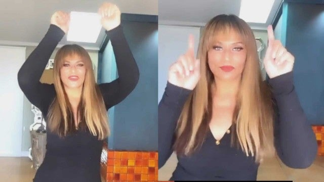 Beyonce's Mom Tina Knowles Dances to 'Savage Remix'