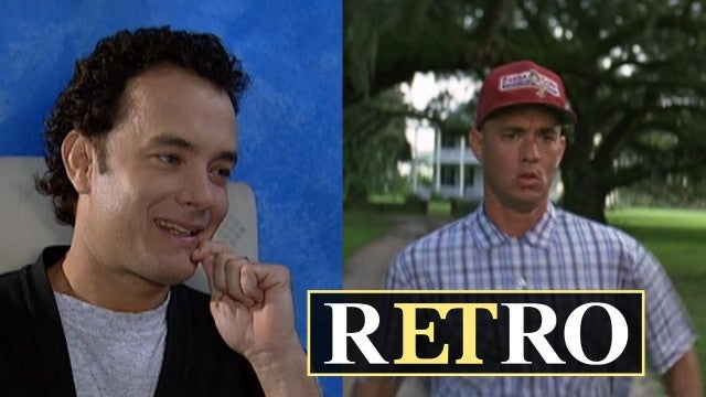 Tom Hanks on 'Forrest Gump's Most Unforgettable Scenes | rETro