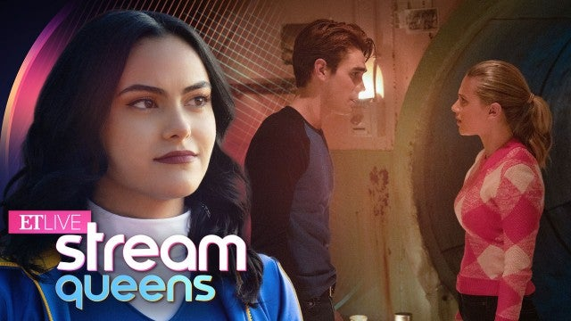 'Riverdale': Camila Mendes Reacts to Barchie Cheating! (Exclusive)