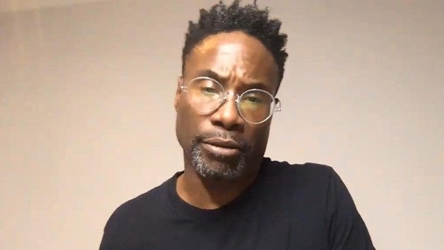Billy Porter Says 'the Impossible Has Happened' For LGBTQ Acceptance