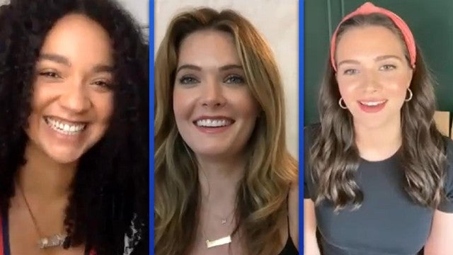 'The Bold Type': Katie Stevens, Aisha Dee and Meghann Fahy React to Sutton's Maybe Baby in Season 4!