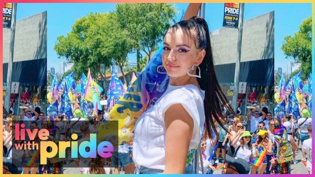 Rebecca Black on Celebrating Her Queer Identity | Live With Pride