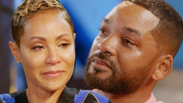 Will and Jada Pinkett Smith Get EMOTIONAL in Father's Day 'Red Table Talk' (Exclusive)