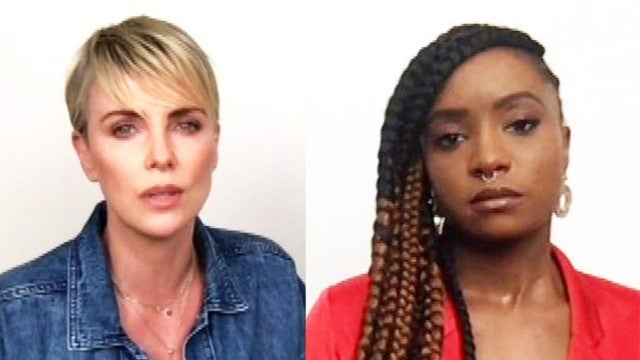 Charlize Theron and Kiki Layne Talk Normalizing Diversity in 'The Old Guard'