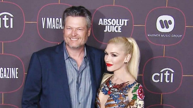 Gwen Stefani Puts Wedding Plans With Blake Shelton on 'Back Burner' (Source)