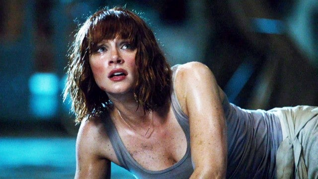 Bryce Dallas Howard on How 'Jurassic World' Is Handling Precautions