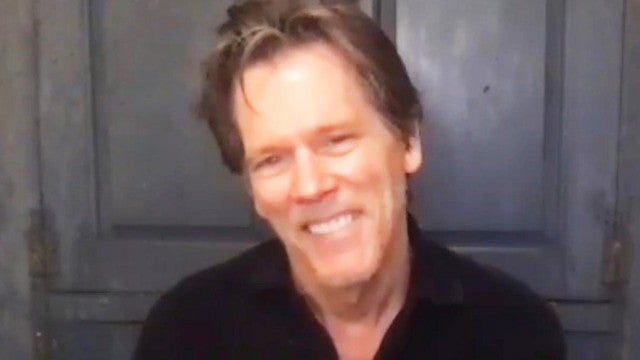 Kevin Bacon Explains How a RAT Snuck Into His House During Quarantine (Exclusive)