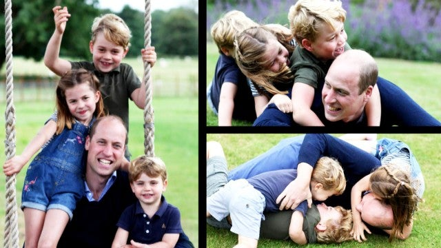 Inside How the Royals Celebrated Father's Day