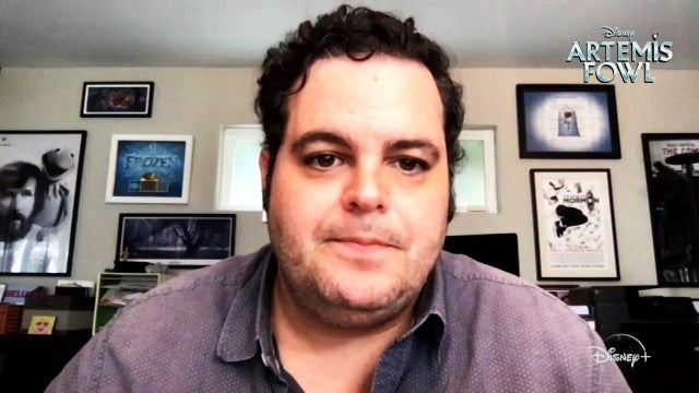 Josh Gad Talks Educating His Two Young Daughters About George Floyd's Death
