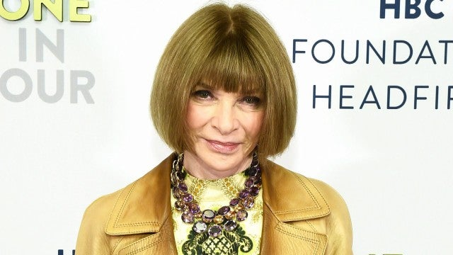 Anna Wintour Acknowledges There Are 'Too Few' Black Employees at 'Vogue'