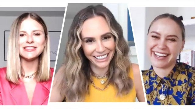 Watch the LadyGang Share Their Favorite Celebrity Advice (Exclusive)