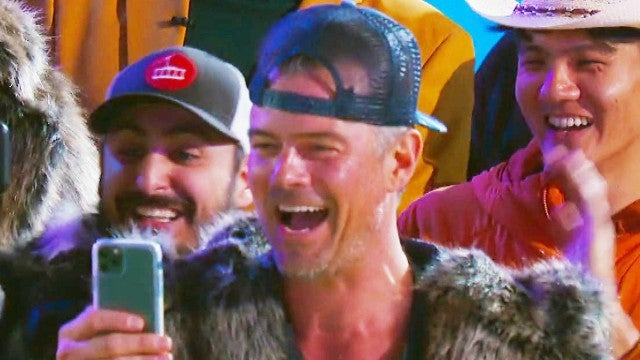 Josh Duhamel Cheers on a Friend in Hilarious 'Holey Moley' Sneak Peek (Exclusive)