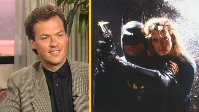 Michael Keaton Talks Casting Backlash and Making Batman 'Sexy' in 1989