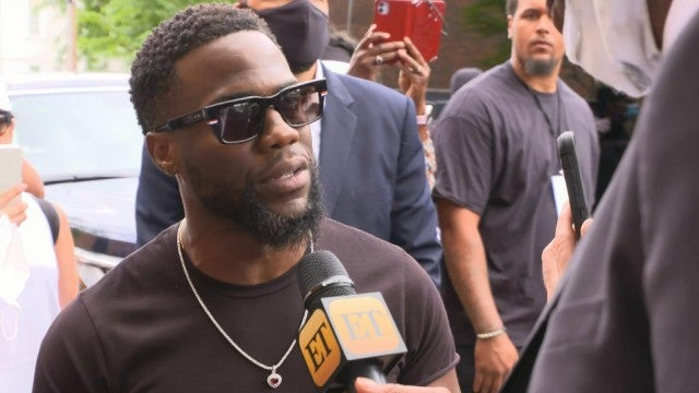 Kevin Hart and More Speak Out After George Floyd's Memorial